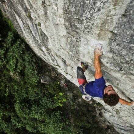 Duncan Brown Rock Climber