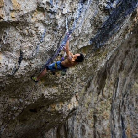 Vince Day Rock Climber
