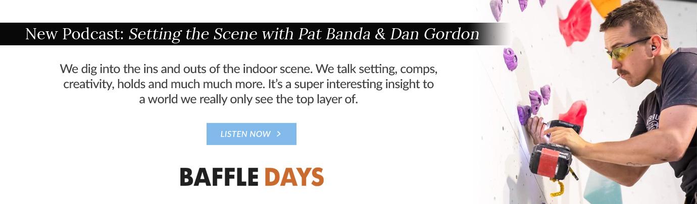 Setting The Scene With Pat Banda And Dan Gordon